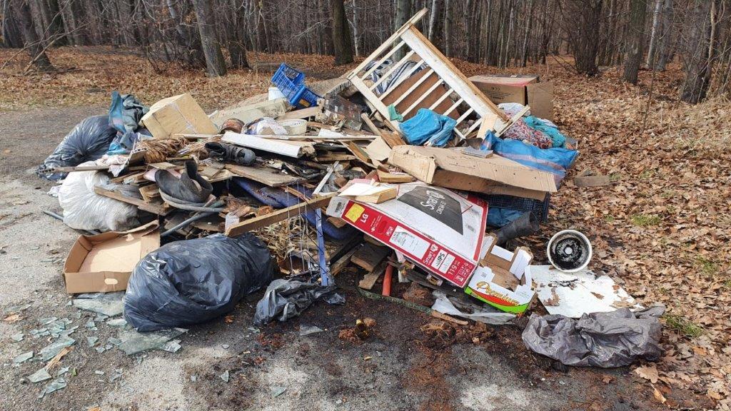 Odpady w gminie Godów