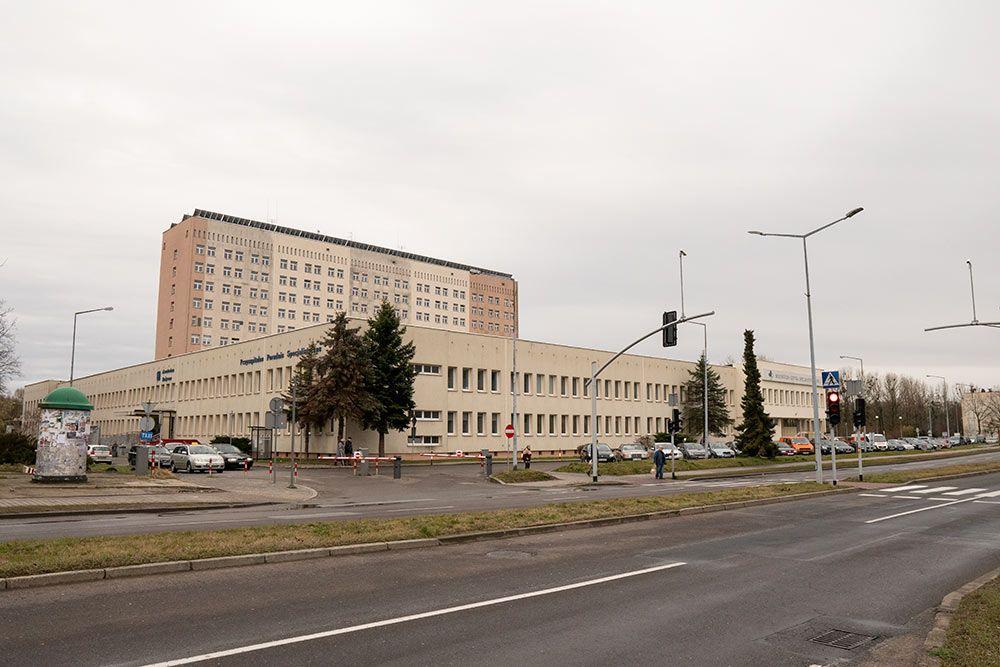 Szpital w Jastrzębiu