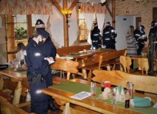 policja mszana