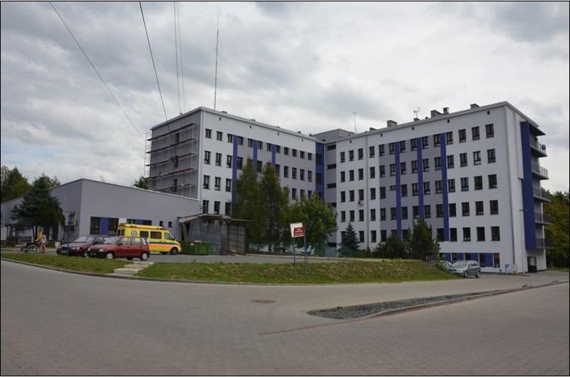 Szpital w Wodzisławiu