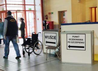 Punkt szczepień Gliwice TAFLA