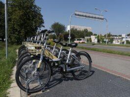jastrzebie zdroj rowery