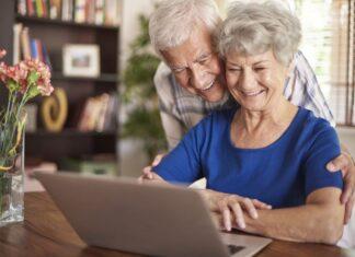 komputer seniorzy