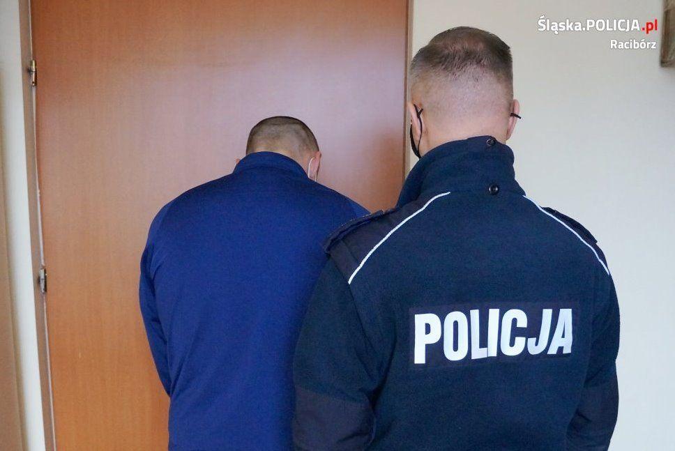 policja amfetamina