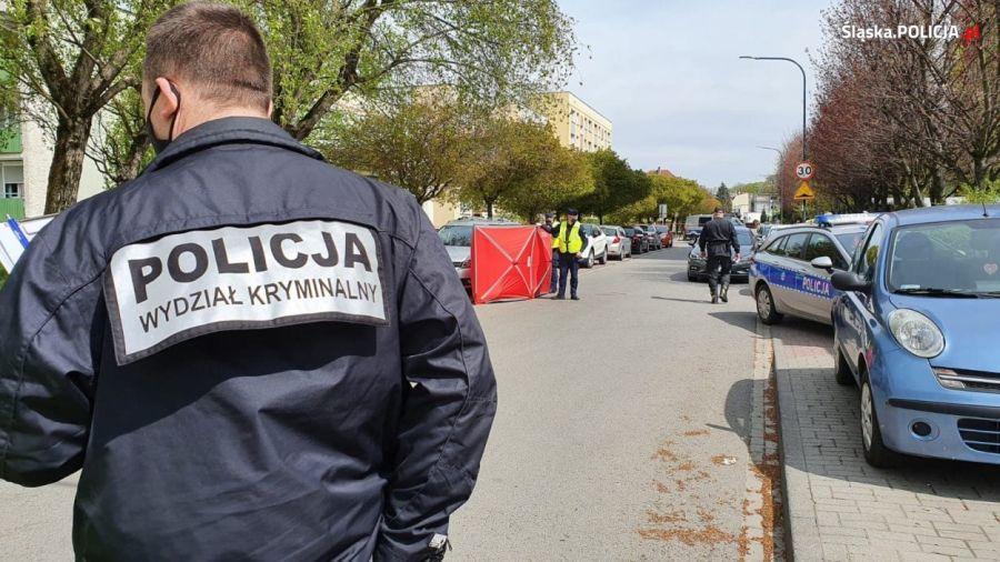 policja strzelanina chelmonskiego