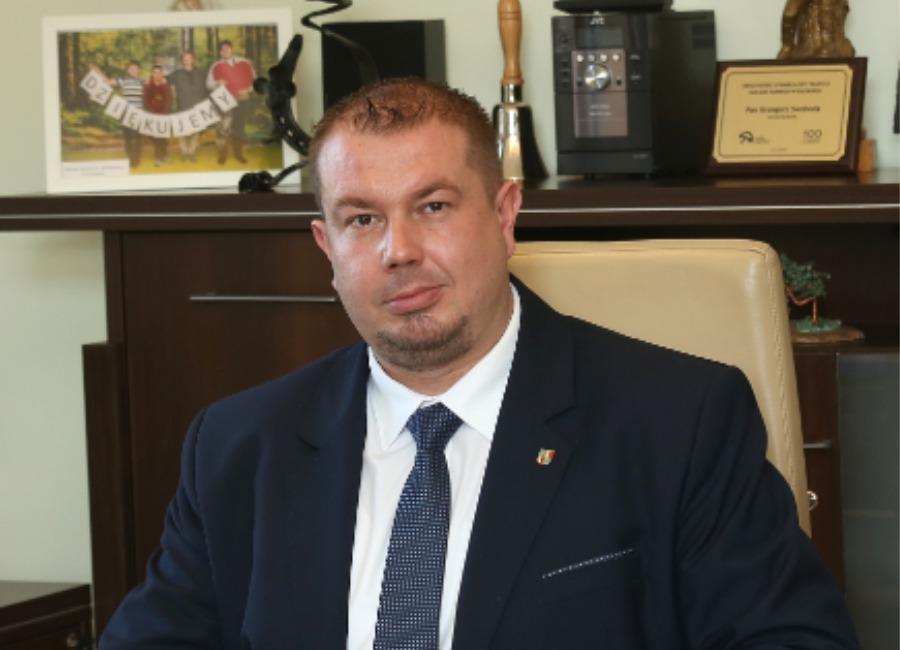 Starosta Grzegorz Swoboda