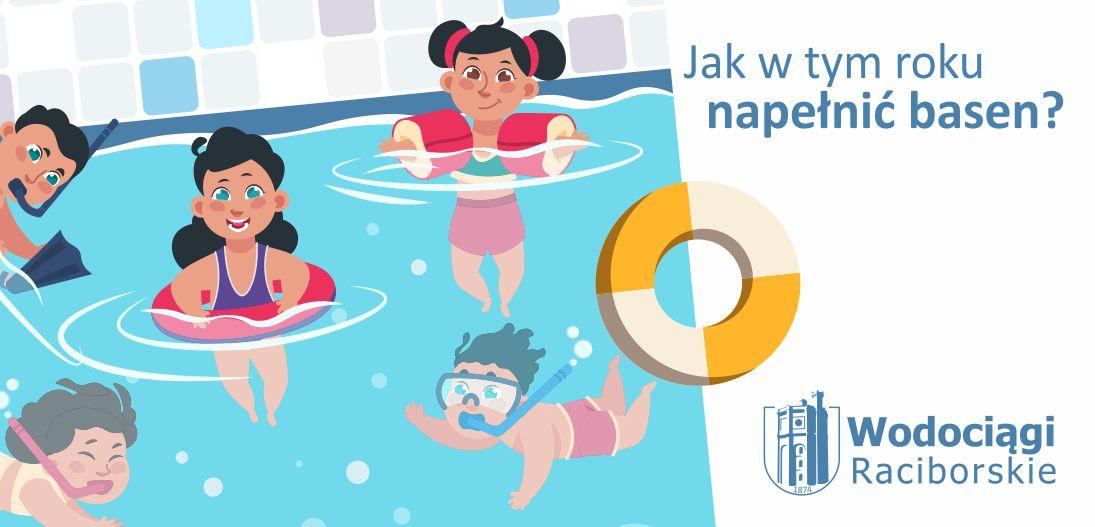Jak napełnić basen