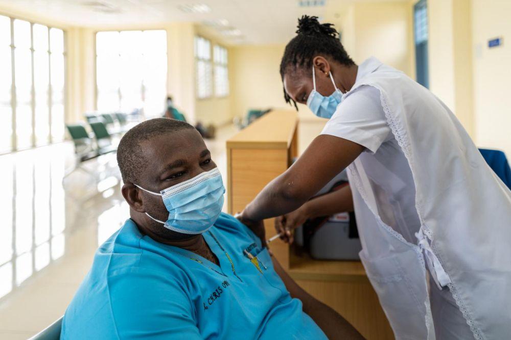koronawirus szczepienia afryka