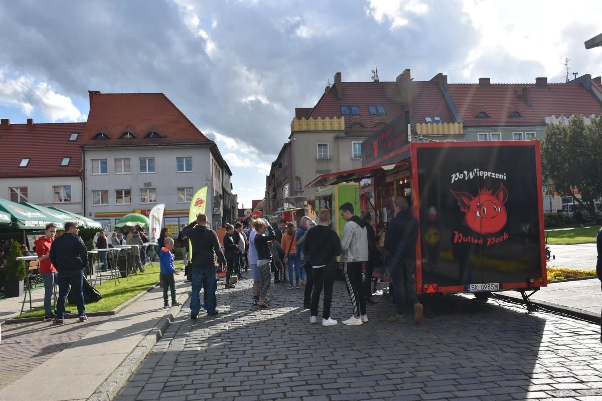 Food Trucki w Wodzisławiu Śląskim