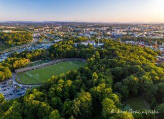 krakow zielen