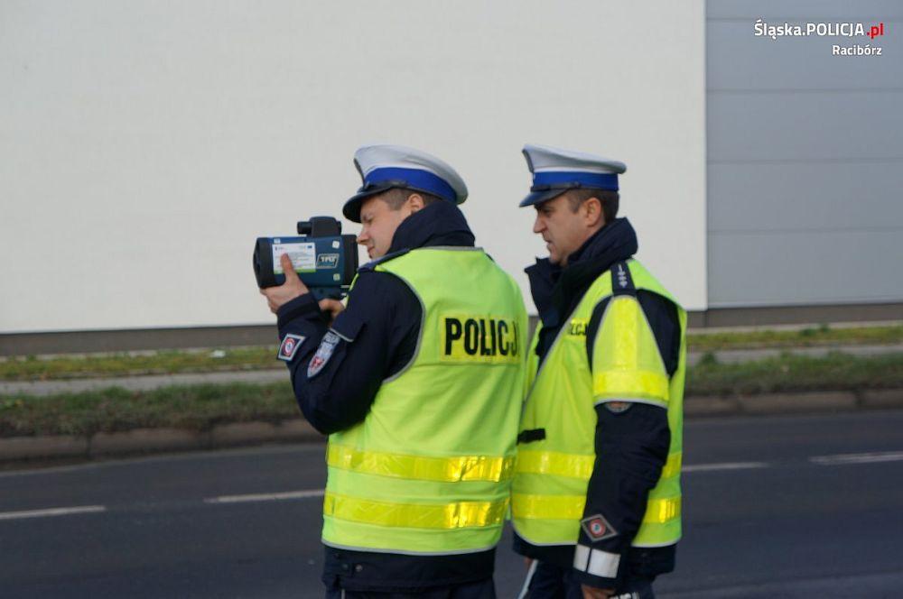 policja predkosc