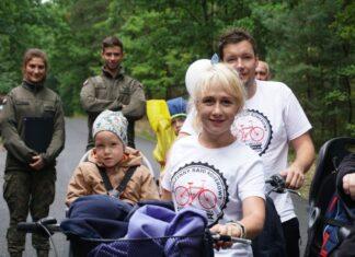 rodzinny rajd rowerowy kuznia raciborska