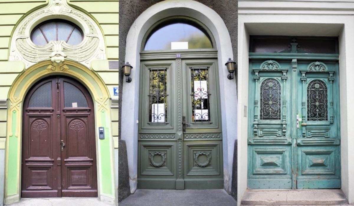 Drzwi w Raciborzu
