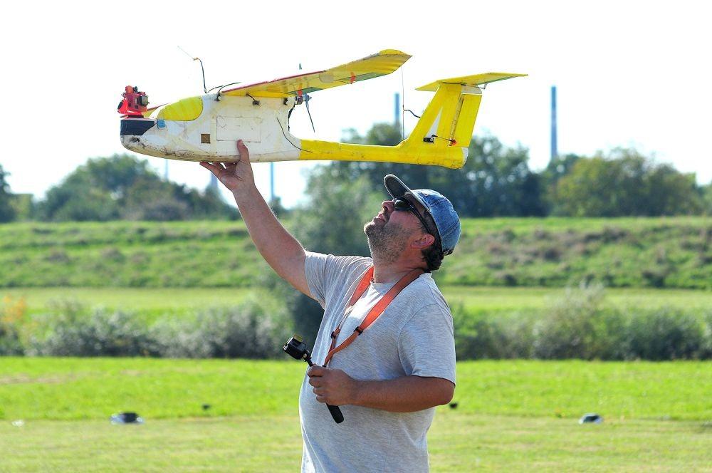 piknik modelarski skrzydlaty raciborz
