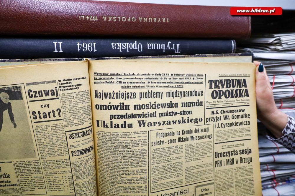 czasopisma biblioteka raciborz