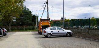 Nowe miejsca postojowe w Markowicach