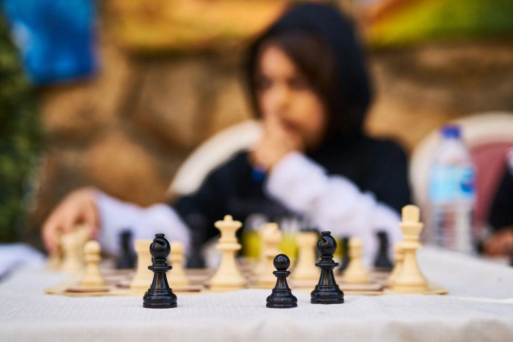 szachy dzieci