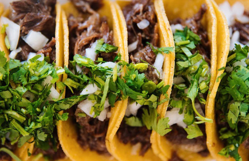 taco food truck jedzenie