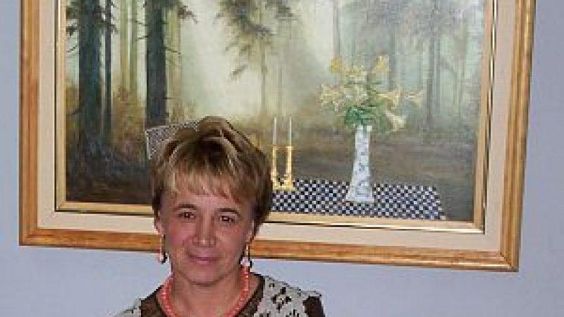 Wystawa obrazów Barbary Kaszy