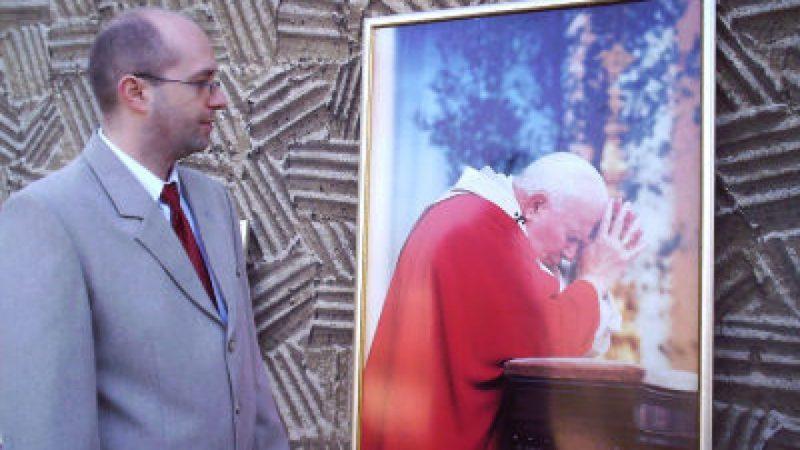Wystawa Jan Paweł II apostoł pokoju