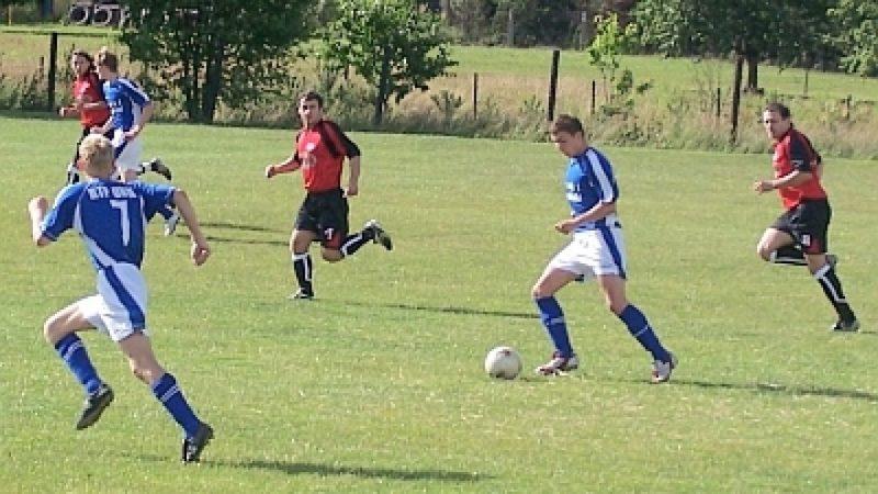 Szczęśliwy powrót do IV ligi piłki nożnej