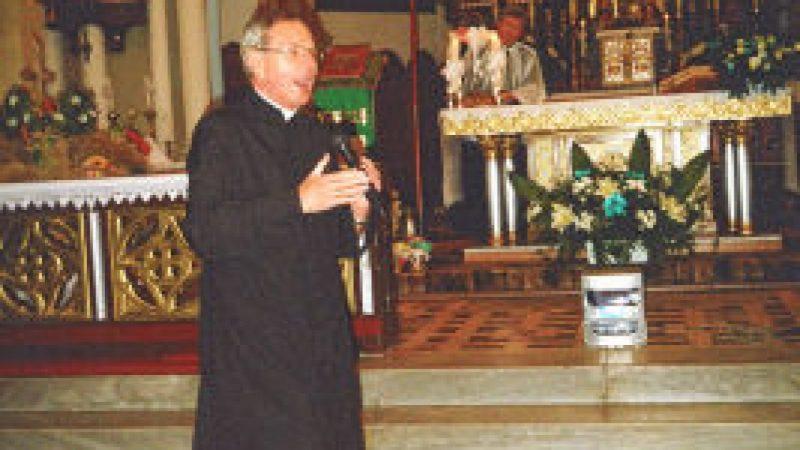 Biskup Antoni Długosz ulubieńcem dzieci