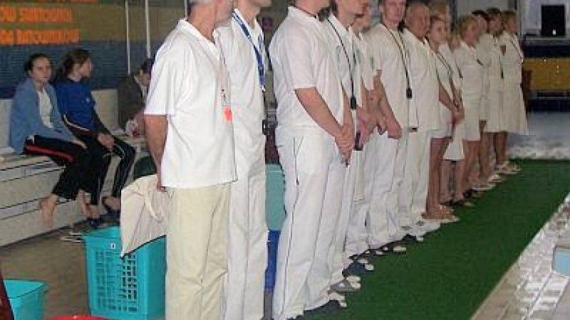 W Raciborzu odbyły się Mistrzostwa Śląska w pływaniu