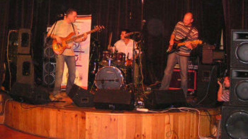 Koncert grup Perpetum Homo i Underground