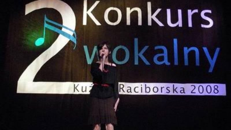 Półfinał II edycji konkursu wokalnego w Kuźni Raciborskiej