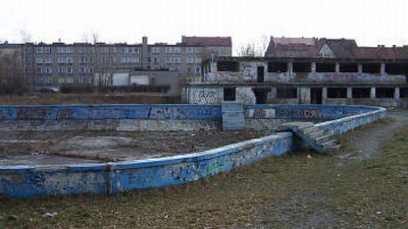 Za stary basen miasto chce 1,6 mln zł