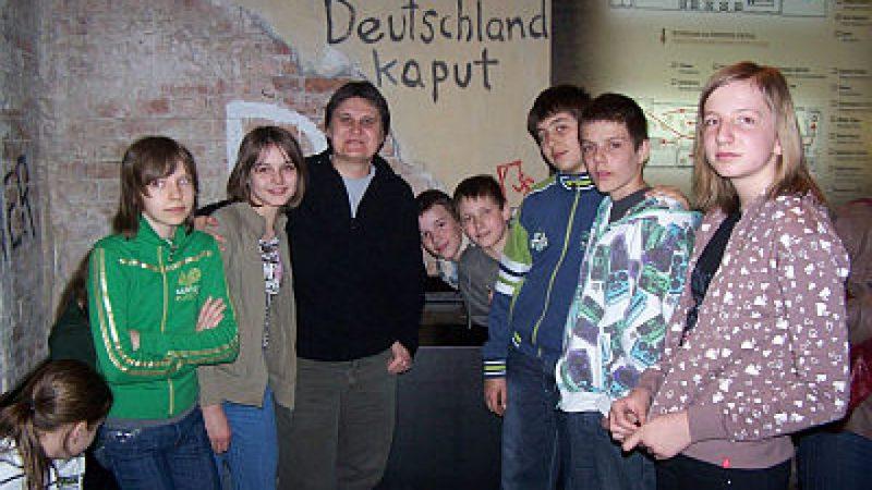 Kolejna grupa raciborskich uczniów odwiedziła stolicę