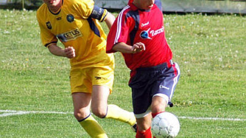 Unia Racibórz przegrała z Polonią Marklowice 0:3