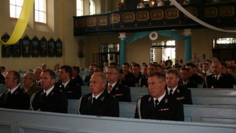 Jubileusz Straży Pożarnej w Brzeziu
