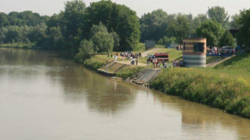 Pływadła 2008 wyruszyły z Raciborza - część III