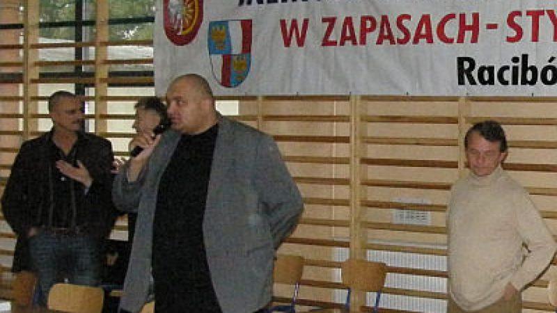 Młodzi zapaśnicy stylu klasycznego rywalizowali w Rudniku