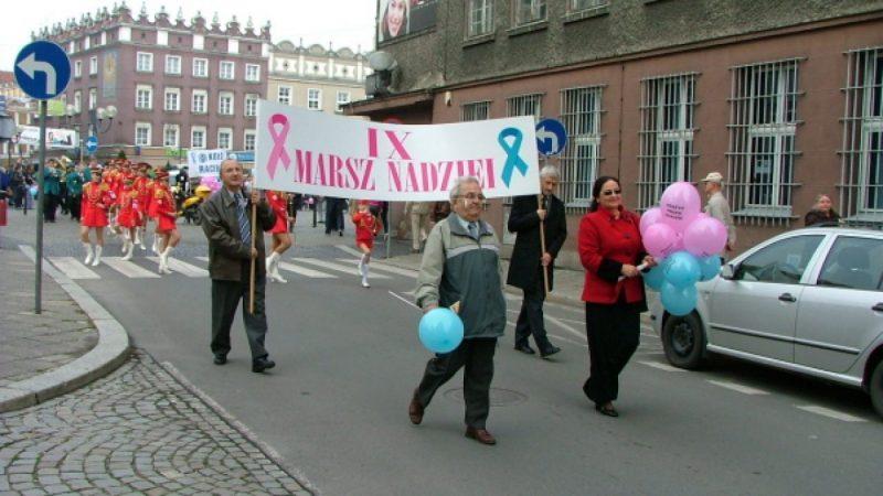 IX Marsz Nadziei na ulicach Raciborza