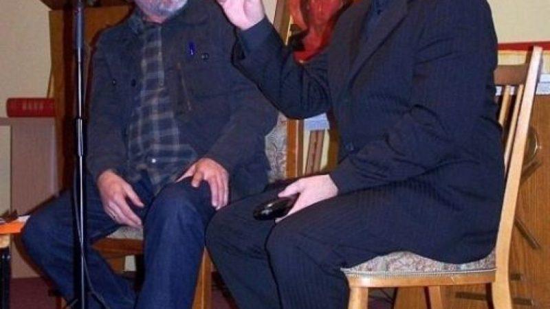 Spotkanie z Bronisławem Wildsteinem - dziennikarzem Rzeczpospolitej