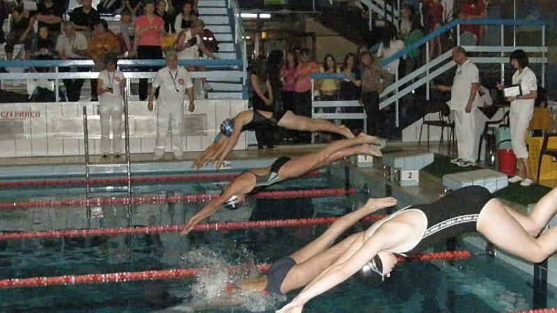 Drużynowe Mistrzostwa Polski w pływaniu młodzików 12-letnich