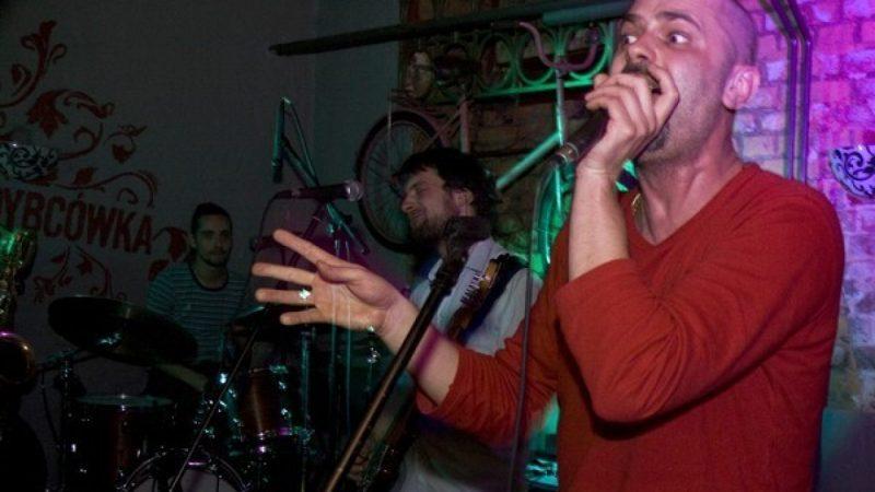 Zespół Pogodno zagrał w Dybcówce