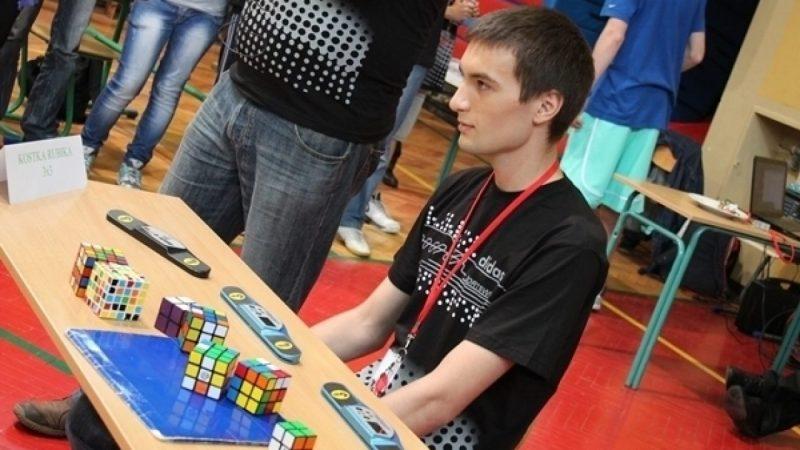 Turniej gier logicznych w ZSOMS