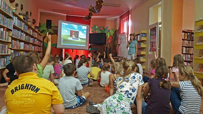 Afrykańskie lato bawi i uczy