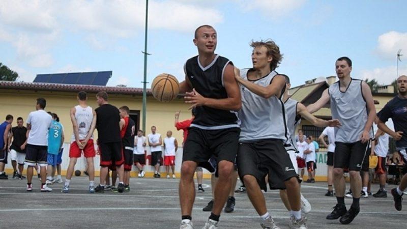 Turniej koszykówki- Streetball 2011