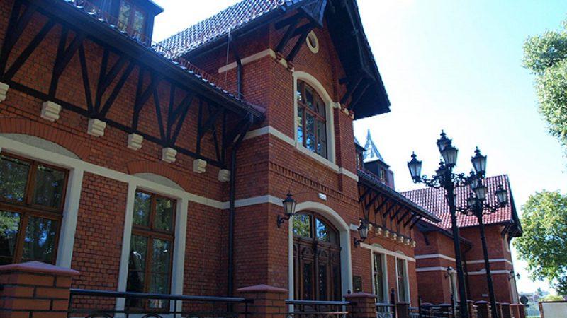 Dom Strzelniczy i biura Rafako od kuchni