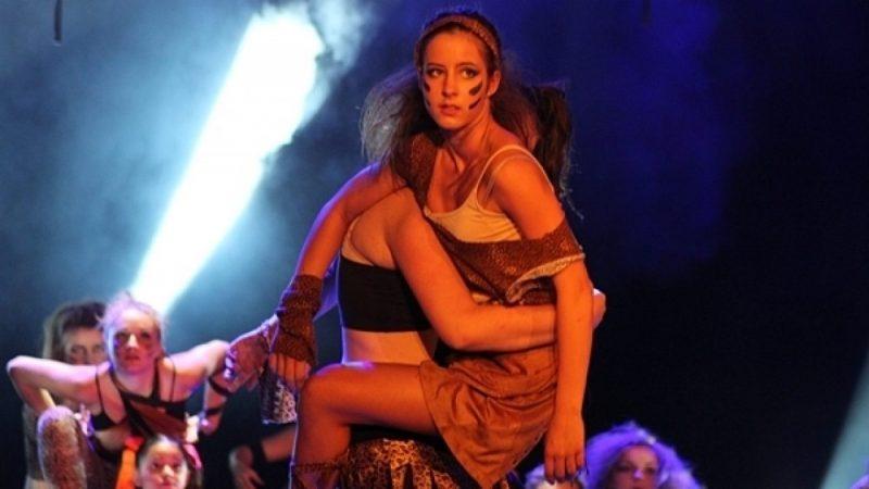 Taneczne show w RCK