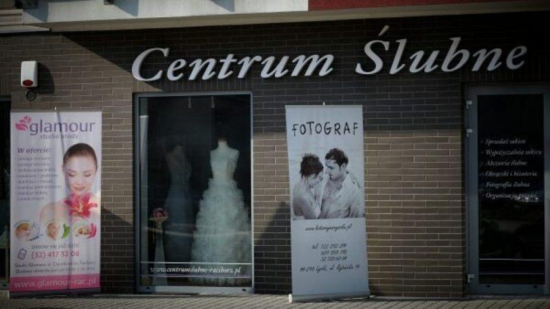 Centrum Ślubne już otwarte