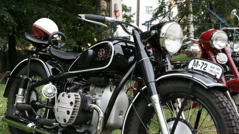 200 maszyn w I Zlocie Motocyklowym w Pszowie