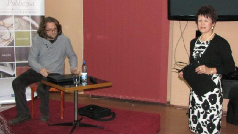 Spotkanie autorskie z Wojciechem Kuczokiem