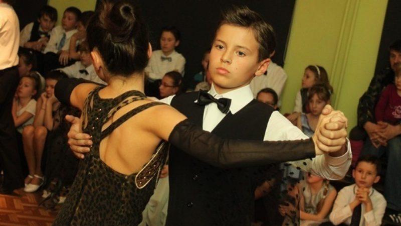 Dziecięce pokazy tańca w MDK