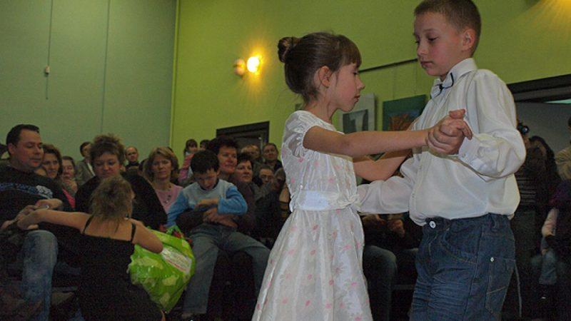 Pokazy taneczne dzieci i młodzieży