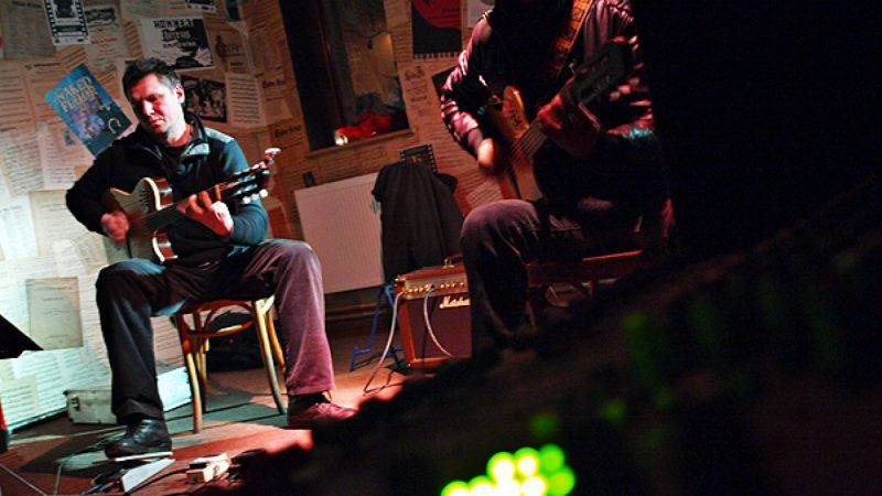 Acoustic Travel Band na Końcu Świata
